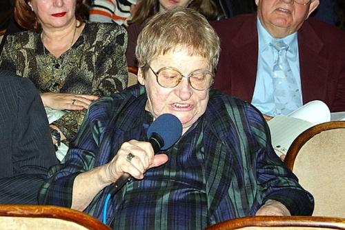 Bulgaria: Renown Bulgarian Historian, Writer Vera Mutafchieva Dies at 80