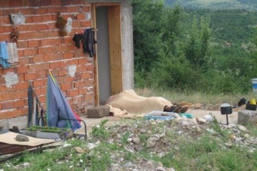 Bulgaria Bulgaria Cherry Orchard Guard Killed with Hoe Handles: Bulgaria Cherry Orchard Guard Killed with Hoe Handles