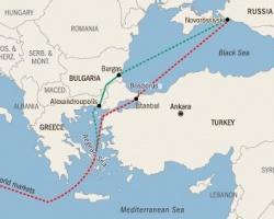 Bulgaria: Greece Sure Bulgaria Won't Renege on Burgas-Alexandroupolis Pipeline