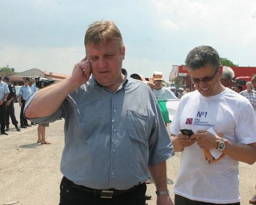 Bulgaria Bulgaria Opposition Party Blocks Turkey Border: Bulgaria Opposition Party Blocks Turkey Border