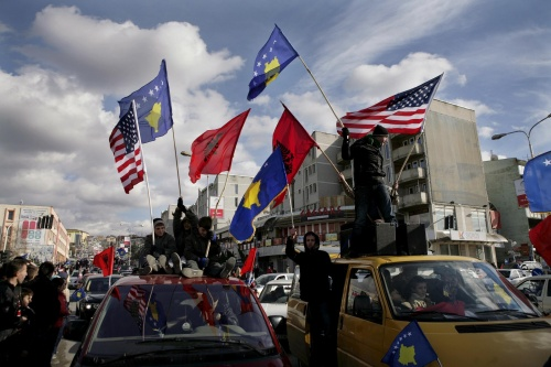 Independence Day of the Republic of Kosovo in Kosovo