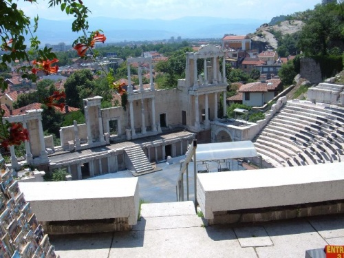 Plovdiv Amphitheatre: Trajan Wonder at Bulgaria's Heart: Plovdiv Amphitheatre: Trajan Wonder at Bulgaria's Heart