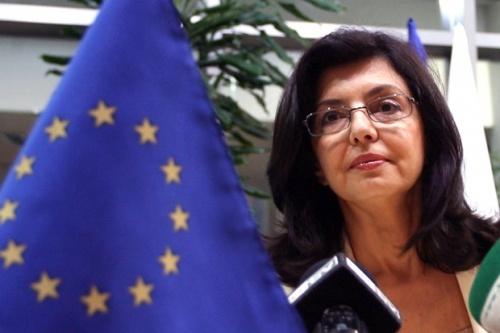 Bulgaria EU Commissioner Kuneva Picks EC over EP: Bulgaria EU Commissioner Kuneva Picks EC over EP