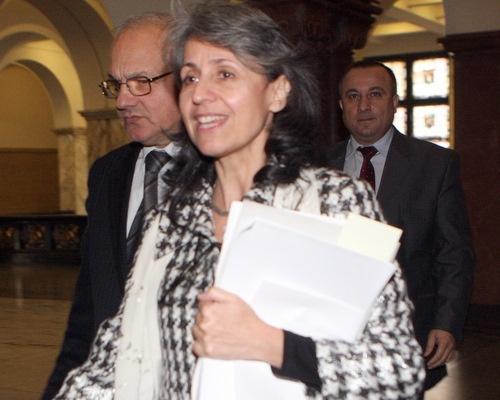 Bulgaria: WHO IS WHO: Bulgaria's New Justice Minister Margarita Popova