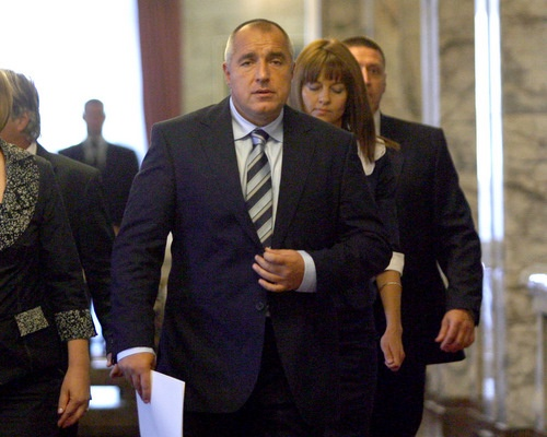 Bulgaria: Bulgaria New PM Borisov Sacks 4 Ministries, Adds 2 in GERB Cabinet