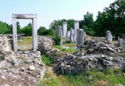 Bulgaria Nymph Sanctuary Found by Bulgaria Archaeologists: Nymph Sanctuary Found by Bulgaria Archaeologists