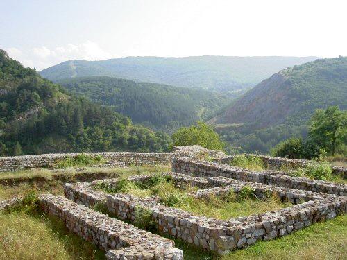 Bulgaria Ancient Bulgaria Castle Found near Greece Border: Ancient Bulgaria Castle Found near Greece Border