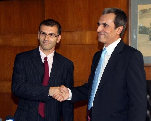 Bulgaria Bulgarian Finance Minister: First Task is to Cut Expenses: Bulgarian New Finance Minister: First Task Is to Cut Expenditure