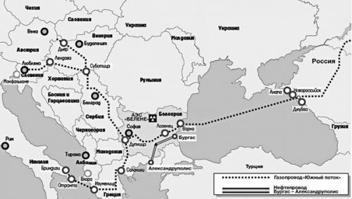 Bulgaria: Russian Press: Russia to Lose Billions, Fell into Bulgaria's Trap