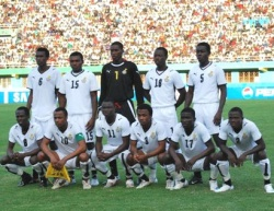 Bulgaria: Bulgaria U-20 Football Team Face off Ghana Black Satellites