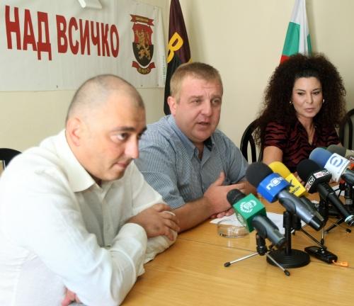 Bulgaria: Nationalist Leader: Bulgaria Must Veto Macedonia's EU, NATO Entry