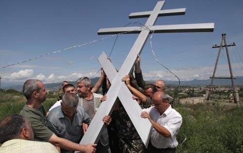 Bulgaria: Georgia War over South Ossetia Cost Russia USD 28 B