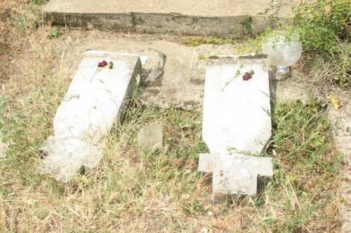 Bulgaria: Teenagers Ravage Graveyard in Bulgaria's Pazardzhik