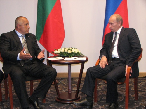 Bulgaria: Putin Wants from Borisov Quick Decisions on Russia-Bulgaria Energy Projects