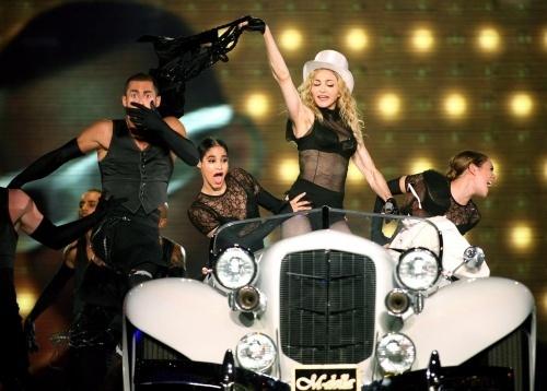 Bulgaria: Madonna World Tour Fetches Record-High USD 408 M