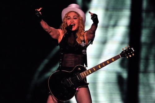 Bulgaria: Bulgaria PM Borisov Fumes at Madonna as Pitch Battle Rages