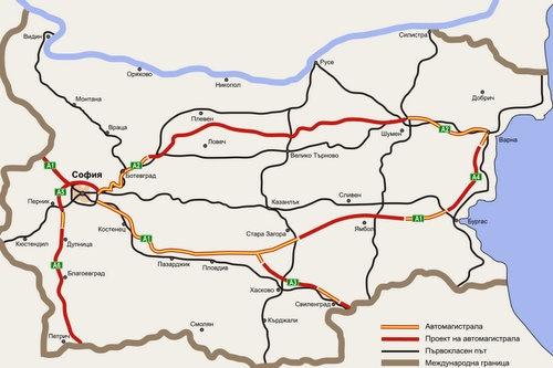 Bulgaria Can't Afford to Complete Northern Hemus Highway ...