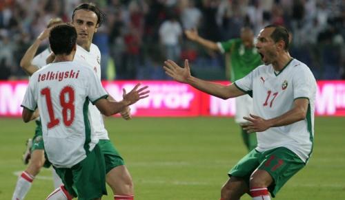 Bulgaria Lose Telkiyski for Crucial Italy World Cup Qualifier: Bulgaria Lose Telkiyski for Crucial Italy World Cup Qualifier