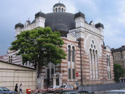 Bulgaria: The Sofia Synagogue: Epitomizing the Spirit of Bulgaria's Capital for 100 Years