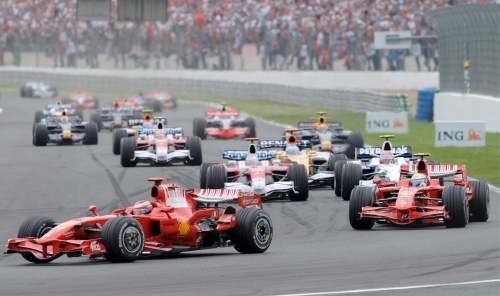 Bulgaria Receives Preliminary Contract for Formula 1 Race: Bulgaria Receives Preliminary Contract for Formula 1 Race