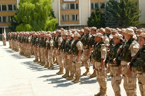 Bulgaria: 200 Bulgarian Rangers Set out on Afghanistan ISAF Mission
