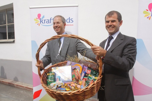 Bulgaria: Kraft Foods Opens Expanded BGN 40 M Chocolate Factory in Bulgaria's Svoge
