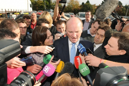 Opposition Leader: Irish People Are Scared: Opposition Leader Ganley: Irish People Scared into Backing Lisbon Treaty