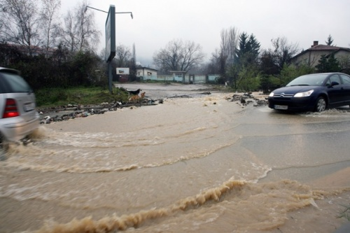 Heavy Rains In East Bulgaria - Not Good For Grape Croppin