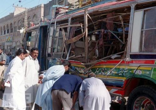 At Least 18 Killed Near Peshawar