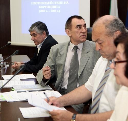 Bulgaria Supreme Magistrates Pressured to Resign over Corruption Scandal: Bulgaria Supreme Magistrates Pressured to Resign over Corruption Scandal