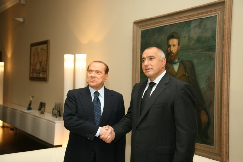 Bulgaria, Italy Premiers Discuss Energy Projects: Bulgaria, Italy Prime Minsiters Discuss Joint Energy Projects