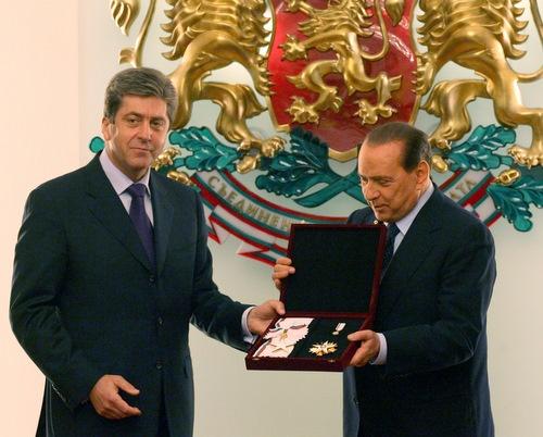 Berlusconi: My Sympathy for Bulgaria Turned into Love: Italian PM Berlusconi: My Sympathy for Bulgaria Turned into Love