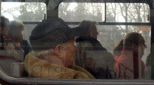 Angy Man Fires Shots inside Sofia Public Transportation Bus: Angry Man Fires Shots inside Sofia Public Transportation Bus