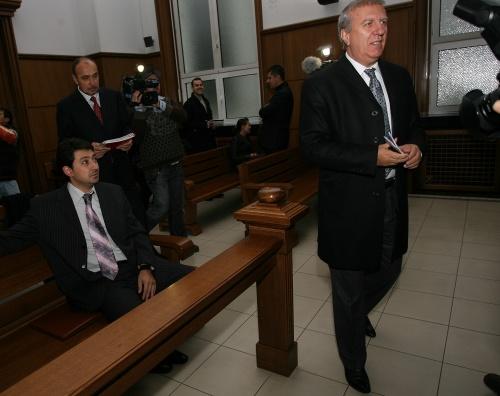 CSKA Ex-President Accuses Bulgaria Former Minister of Political Pressure: Bulgaria Court Resumes Trial against CSKA Ex-President  Tomov