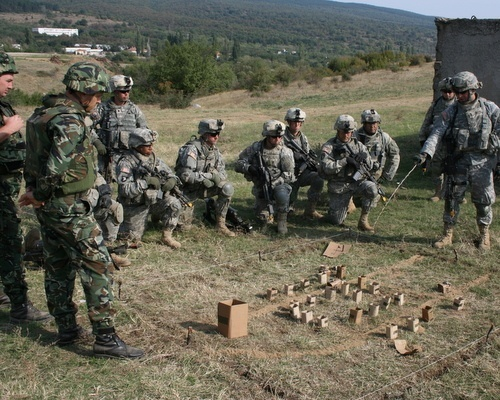 Bulgaria, Romania: US, NATO Bases for War In The East: Bulgaria, Romania: US, NATO Bases for War In The East