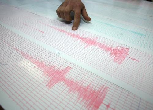Light Earthquakes Shake Southern Bulgaria: Light Earthquakes Shake Southern Bulgaria