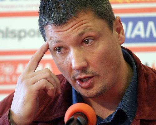Bulgaria: Coach of Bulgaria Top Football Club CSKA Resigns