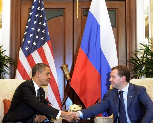 Bulgaria: Obama, Medvedev Confirm US, Russia Intentions for New START Treaty