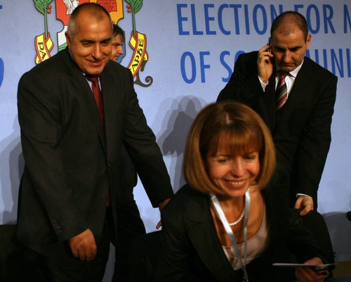Bulgaria: Newly-Elected Sofia Mayor: I Hope PM Borisov Will Be Helping Me