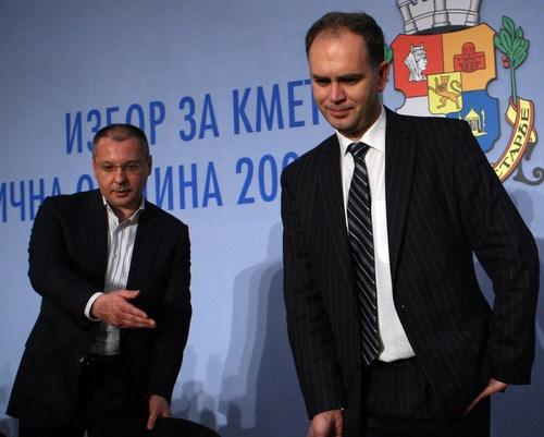 Bulgaria: Socialist Sofia Mayor Bidder Kadiev: Borisov's Tide Is Falling