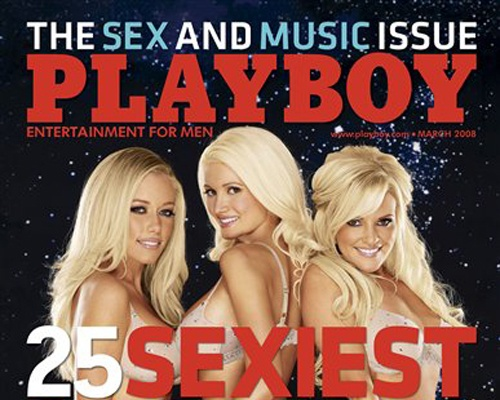 Hefner Set to Sell Playboy for USD 300 M: Hefner Set to Sell Playboy for USD 300 M - Report