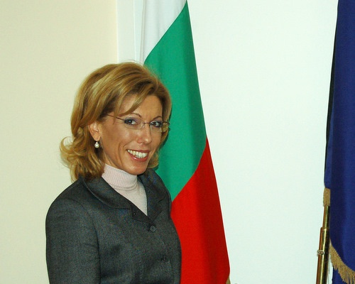 Bulgaria: Bulgaria Minister to Report Anti-Corruption Progress to Clinton