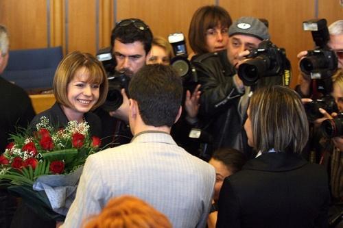 Fandakova Officially Sworn in as 1st Female Mayor of Sofia: Fandakova Officially Sworn in as 1st Female Mayor of Sofia