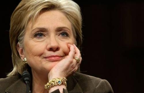 US Secretary of State Clinton Praises Bulgaria Energy Transparency: US Secretary of State Clinton Greets Bulgaria Energy Transparency