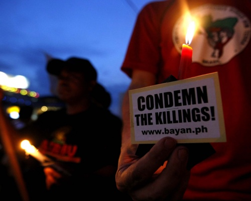 Bulgaria: International Condemnation of Philippines Massacre, 52 Dead
