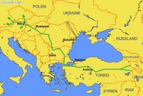 Bulgaria: EC Approves Financial Aid for Nabucco, Bulgaria Gas Pipe Links