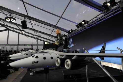 Bulgarian Businessman to Be One of First Virgin Space Tourists: Bulgaria Businessman to Be One of First Virgin Space Tourists