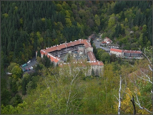 Bulgaria: Bulgaria's Rila Monastery Builds Hydro Power Plant with EU Money