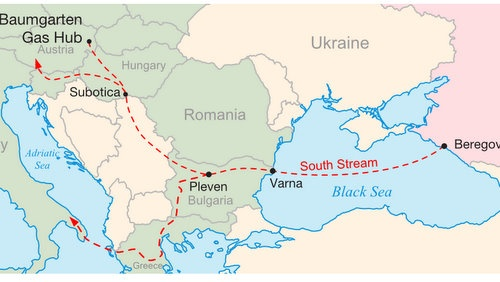 Bulgaria: Romania Ready to Replace Bulgaria in Russian South Stream Pipeline