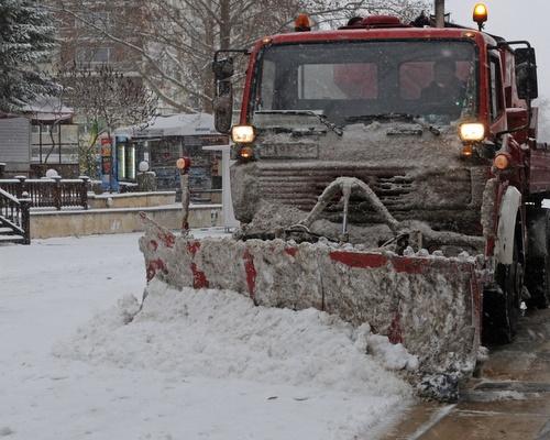 Bulgaria: Snow Brings Traffic Disruptions in Bulgarian Capital